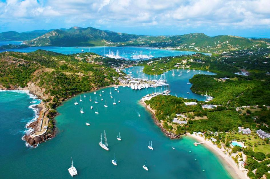 Smallest Countries - Antigua and Barbuda