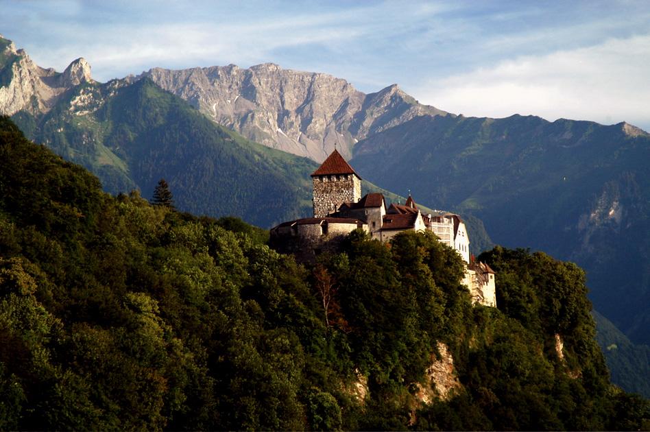 Smallest Countries Liechtenstein