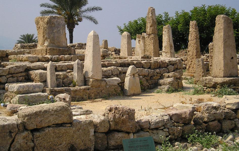 Oldest city Byblos lebanon