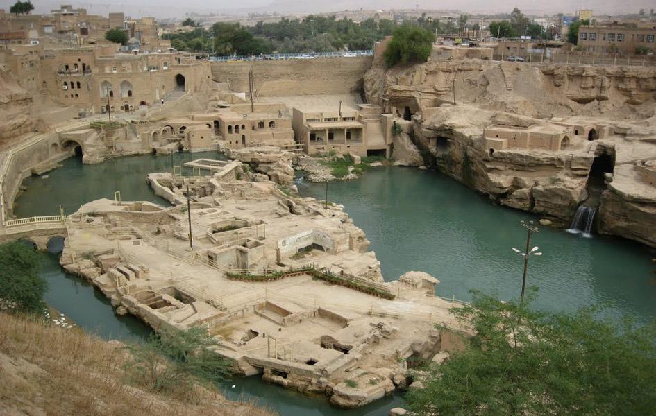Oldest city Susa iran