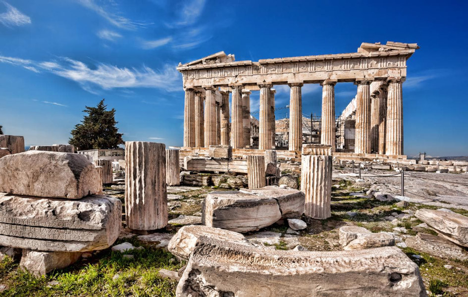 Oldest city Athens greece