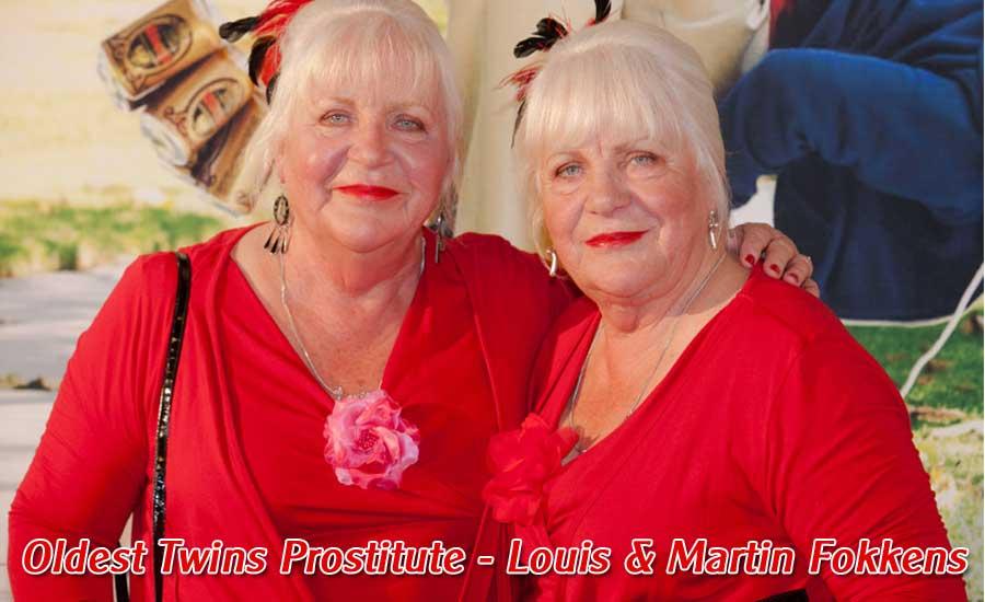 World's Oldest Twins Prostitute