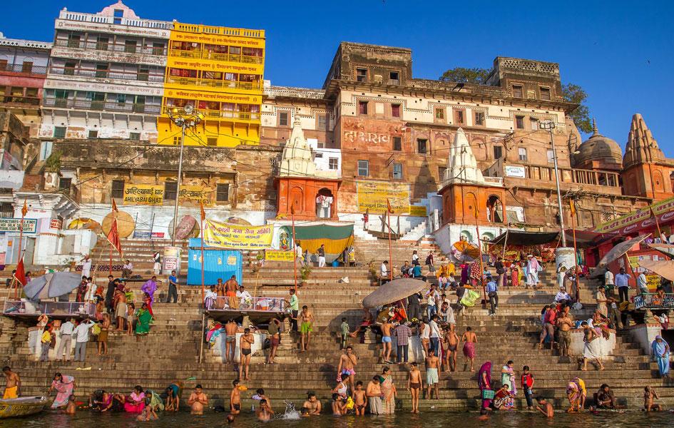 oldest cities varanasi india