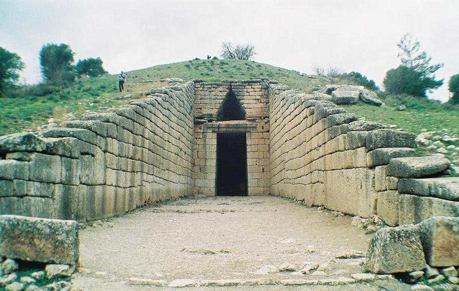 oldest city Argos Greece