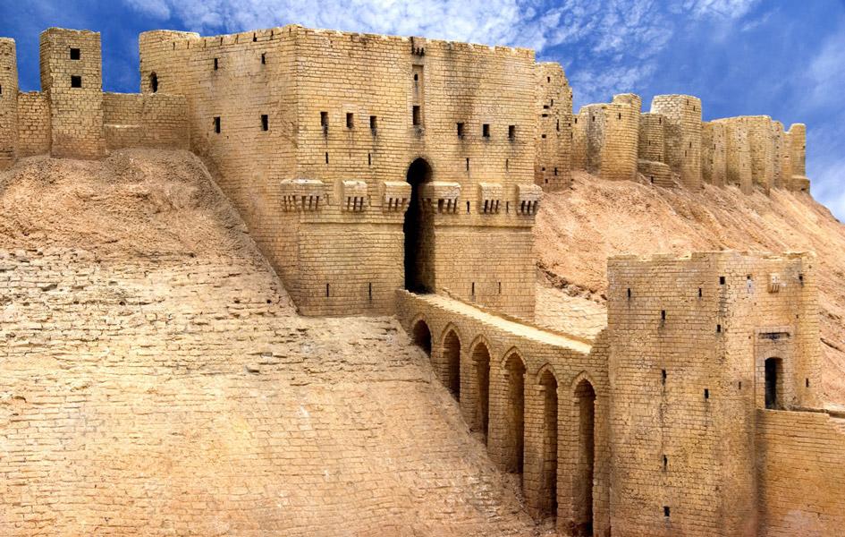 oldest city Aleppo syria