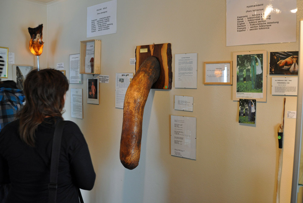 The Only Penis Museum Iceland